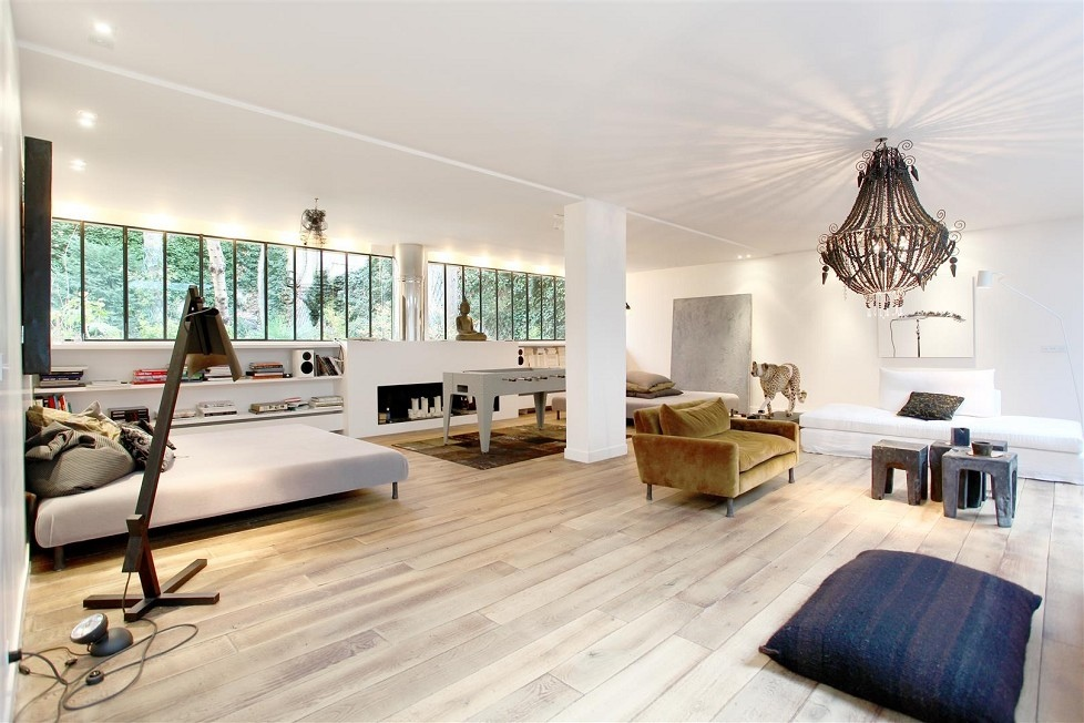 Awesome Open Floor Plan Interior Designs