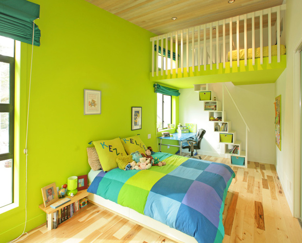 and colorful bedroom ideas