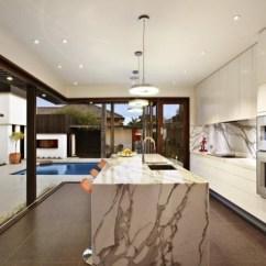 Kitchen Shades Small Appliances 15 Modern Marble Designs