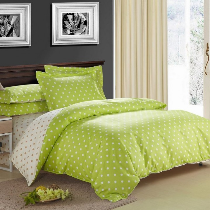 Chic Polka Dot Bedding Sets That Will Amaze You