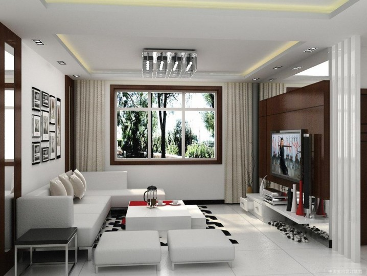 Best Ideas Of How To Decorate A Small TV Room