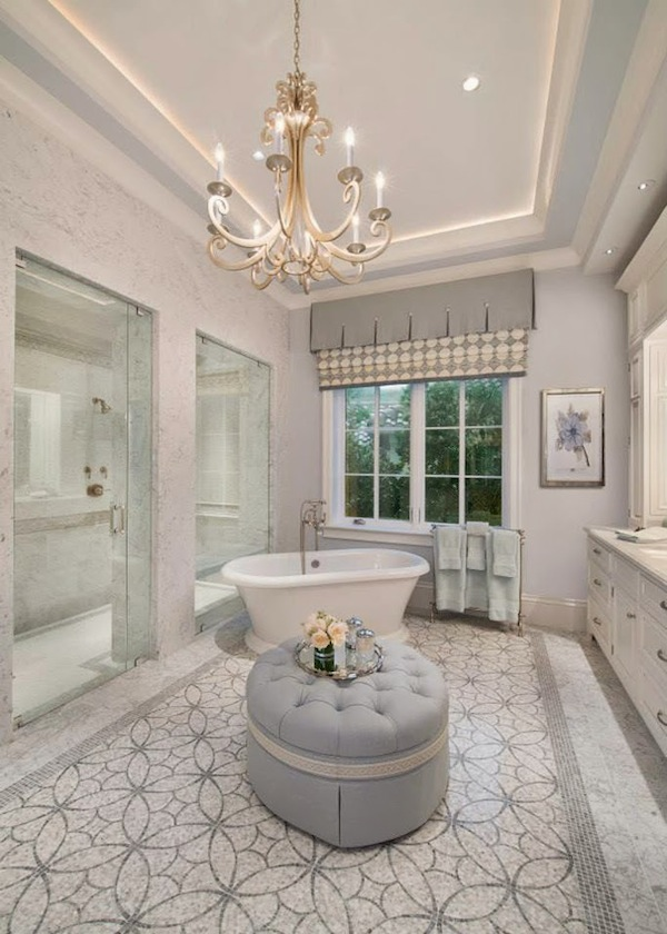Luxury Bathrooms With Walk In Showers You Need To See