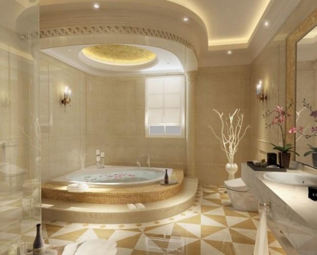 17 baños de lujo Ultra Eso le dejará sin palabras