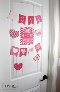 Heart-Shaped DIY Decorations For Valentine's Day That Are ...
