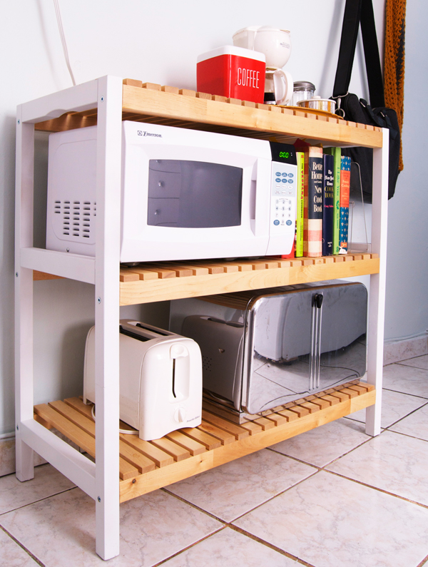 ikea kitchen cart home and aplliances