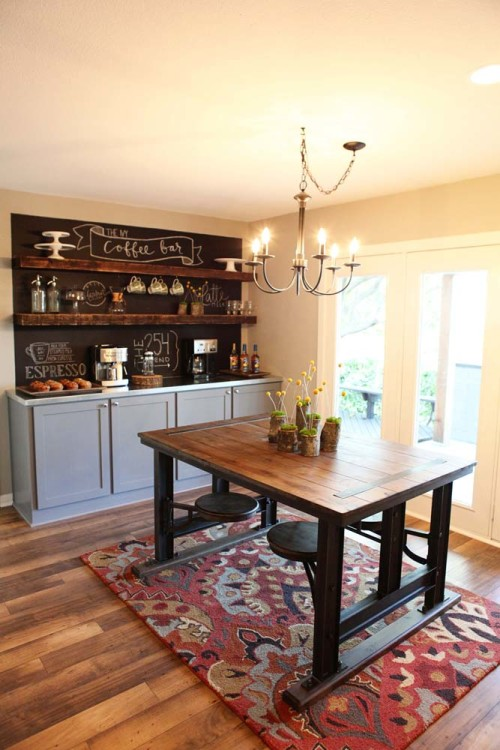 Great Home Coffee Bars For Every Coffee Lover