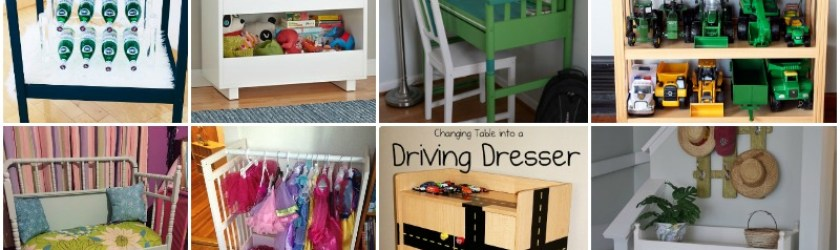 14 Smart Ways To Repurpose Changing Tables You Should Not Miss