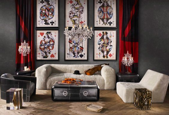 Outstanding Playing Cards Interior Decorations That Will