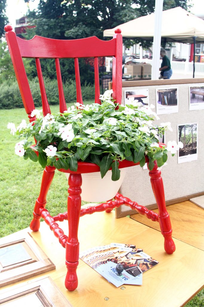 How To Repurpose Old Chairs Into Beautiful Garden Planters