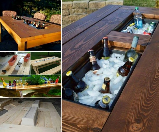 Creative Outdoor Drink Coolers That Will Amaze You