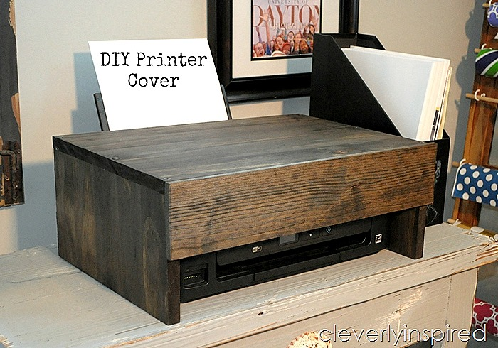 10 Sneaky Ways To Hide A Printer