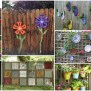 14 Diy Ideas Fun Backyard Fence Decorations You Will Love