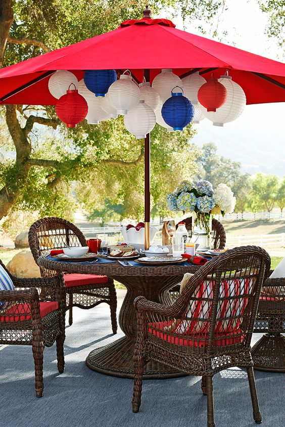 Awesome 4th July Outdoor Decorations You Will Love To See