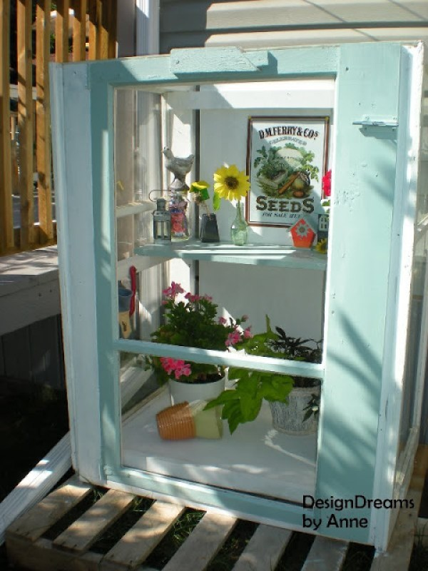 Económico y agradable DIY Invernaderos que usted puede hacer fácilmente