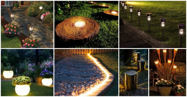 Awesome Pathway Lighting Ideas