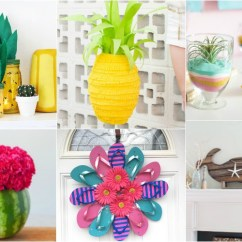 Pineapple Decorations For Kitchen Used Sinks Sale Fun And Easy Diy Summer Crafts You Can Make In No Time