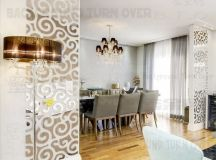 15 Great Ideas to Decorate Your Home with 3D Mirror Stickers