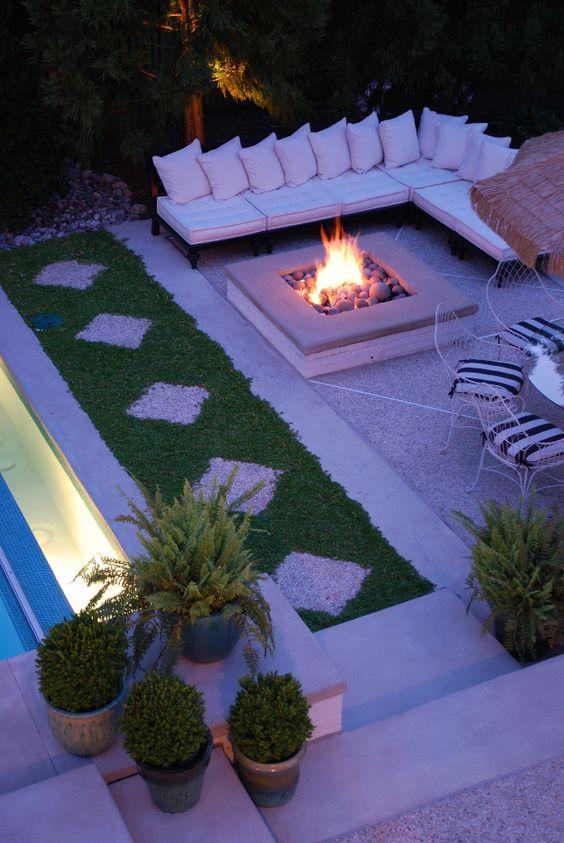 Yard Fire Pit Ideas
