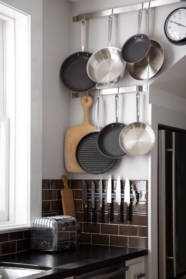24 Consejos inteligentes sobre cómo obtener el máximo partido de una pequeña cocina