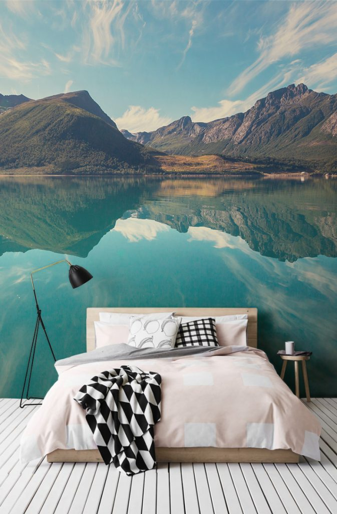 If you don't go … 10 Astonishing Wall Murals That Will Make Your Bedroom