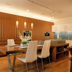 Kitchen Island And Table Cabinet Repainting 15 Space Saving Islands With Tables You Need To See