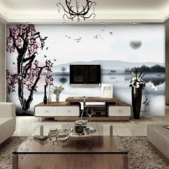 Wall Mural Ideas For Living Room Theaters Vancouver Wa 15 3d Murals Rooms That Will Blow Your Mind