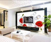 Wall Murals For Living Rooms  acidproof
