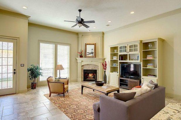Consejos inteligentes para decorar alrededor de esquina chimeneas