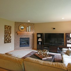 Design Living Room With Corner Fireplace Canvas For Wall Clever Tips To Decorate Around Fireplaces
