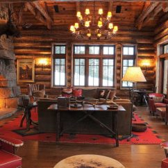 Log Cabin Living Room Decorating Ideas Furnitire Cozy And Warm Rooms You Will Fall In Love With