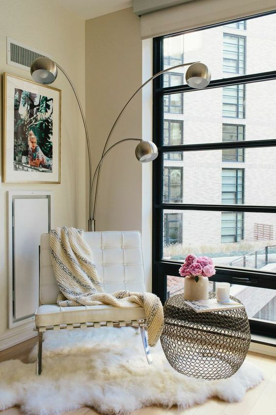 15 Corner Floor Lamps for Your Living Room