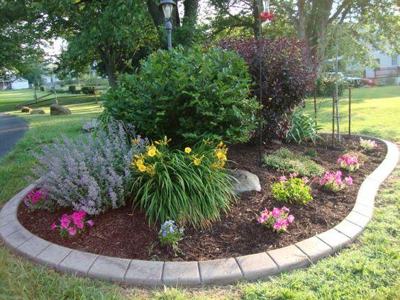 impressive small flower garden