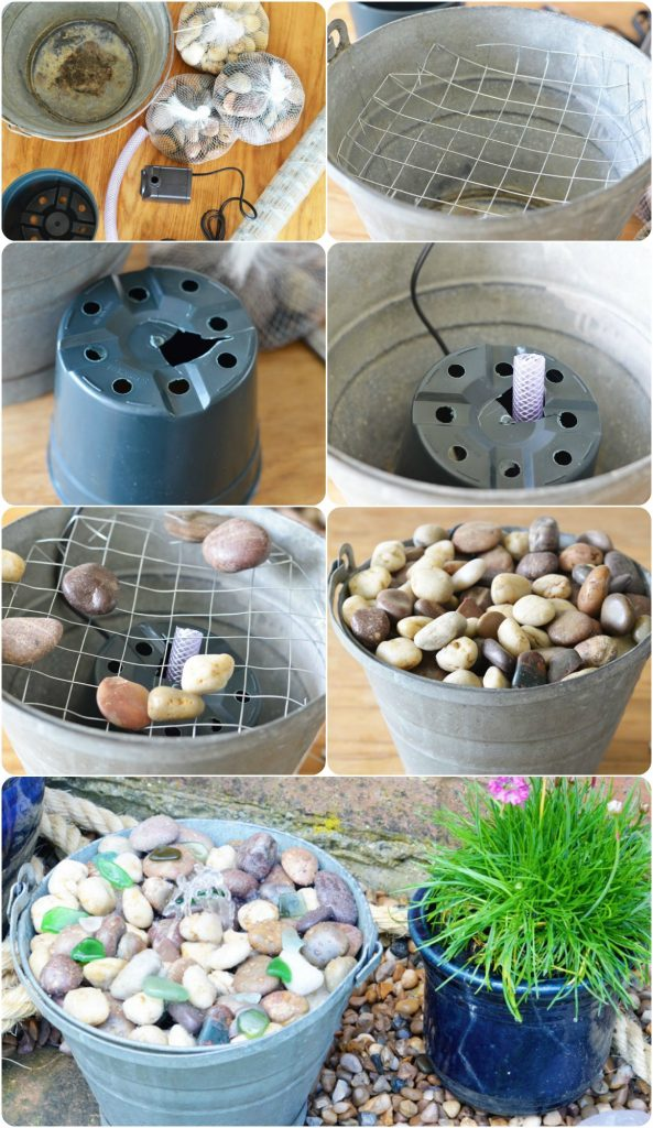 12 BudgetFriendly DIY Water Features Anyone Can Make