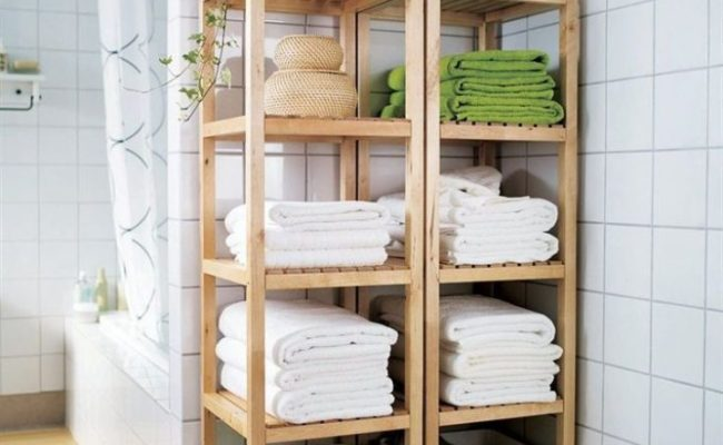 10 Smart Towel Storage Ideas That You Need To See
