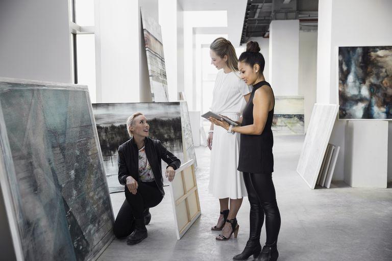 Dream Jobs Art Curator