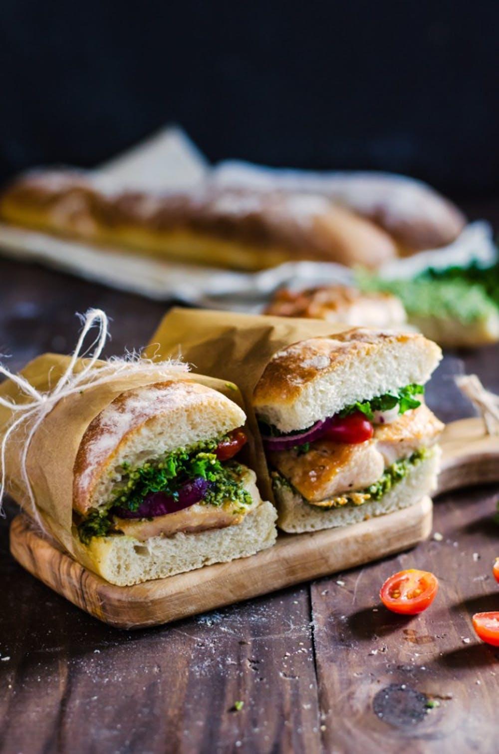 Stylish Sandwich Presentation Ideas That Will Amaze Anyone