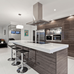 Kitchen Magician Exhaust Fan The Choosing Best Countertop Materials For Your