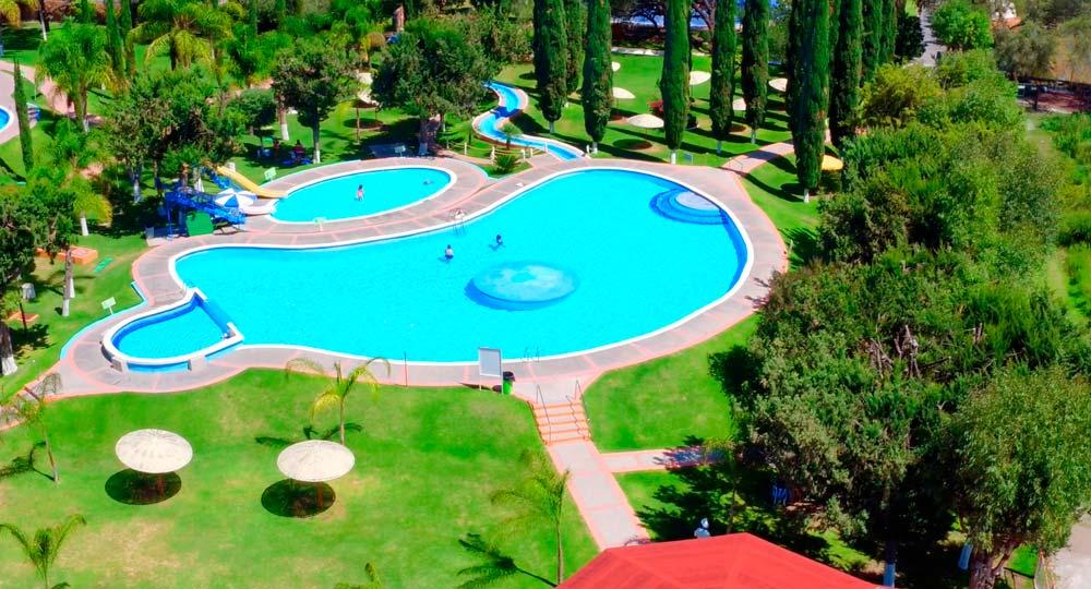 Balneario El Arenal  Tecozautla Hidalgo