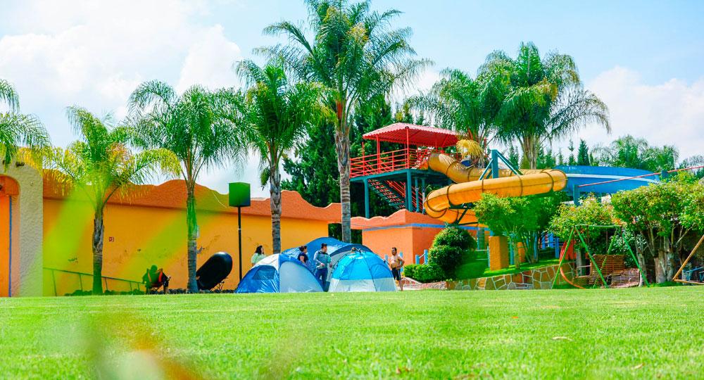 Balneario Bosque de las Animas  Tecozautla Hidalgo