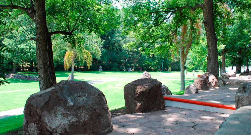 Balneario Doxey  Turismo en Hidalgo
