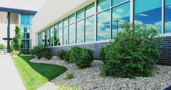 commercial landscaping topeka