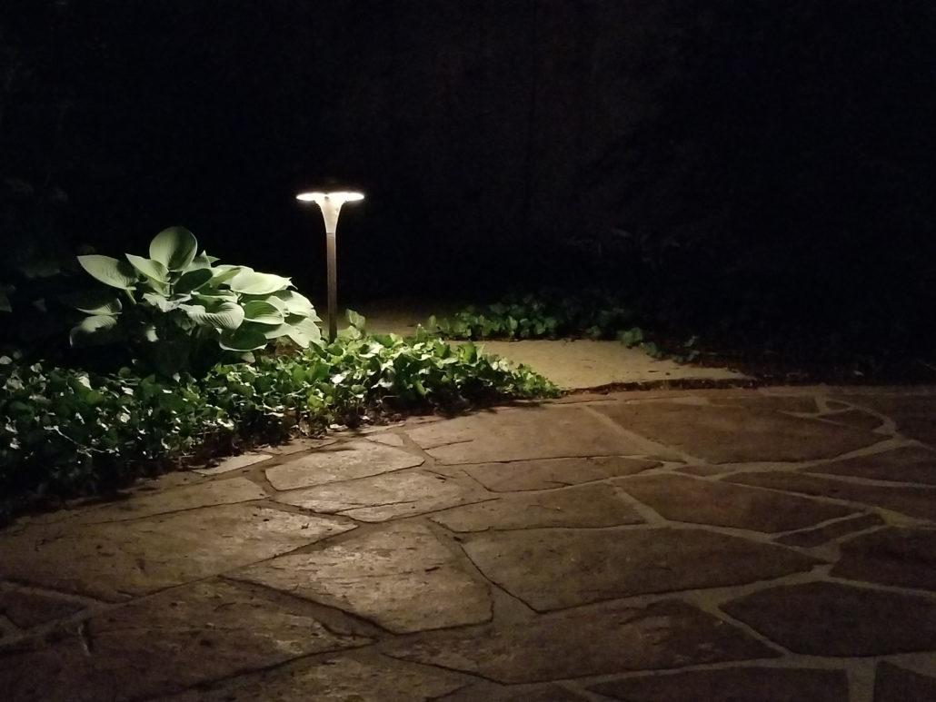 outdoor lighting ideas landscape
