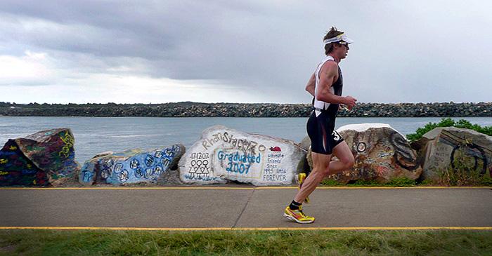 ironman triathlon - the fittest sport