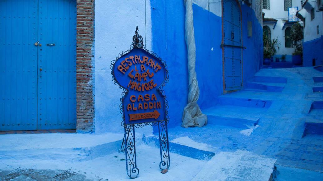 A surpreendente Chefchaouen a cidade azul do Marrocos  T Pensando em Viajar