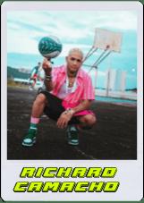 Richard Camacho Polaroid Top Entretenimiento