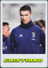 Cristiano Ronaldo Polaroid Top Entretenimiento