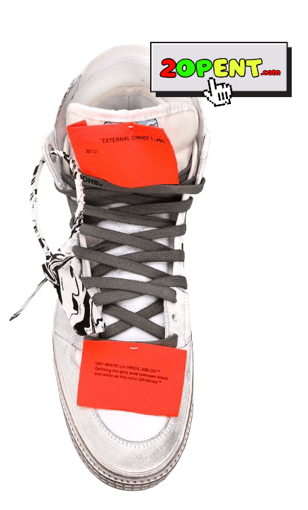 Off-White Off-Court 3.0 High-Top Sneakers Virgil Abloh
