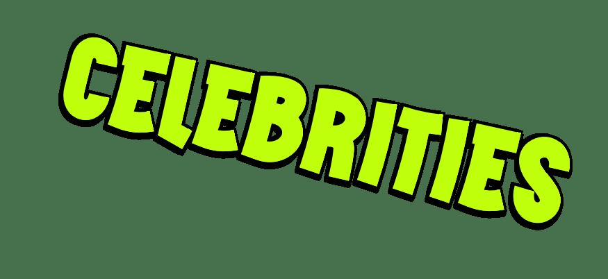 Celebrities Top Entretenimiento 2OPENT Celebridades Artistas Cantantes Deportistas