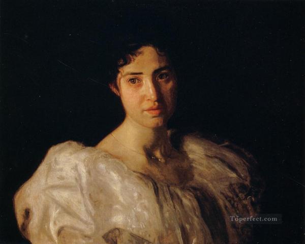 Thomas Eakins Portrait Paintings
