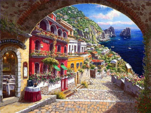 Capri Sam Park Painting